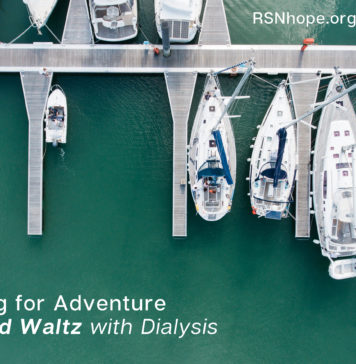 Looking for Adventure on Dialysis