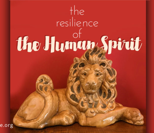 the resilience of the human spirit