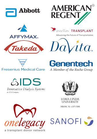 13th annual renal teen prom sponsors