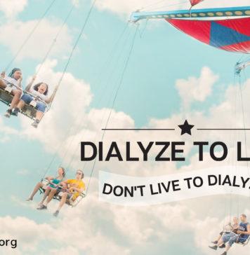 Dialyze to Live, Don't Live to Dialyze