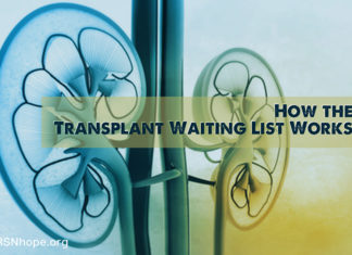 Transplant Waiting List