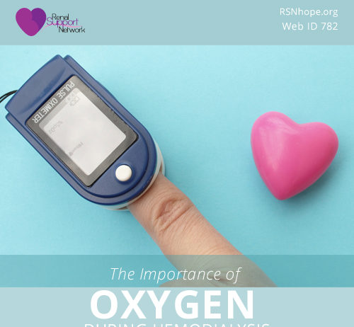 Oxygen During Hemodialysis
