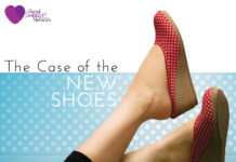The case of the new shoes