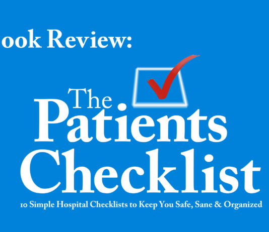 hospital checklist - the patients checklist - health library