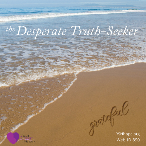 Desperate Truth-Seeker