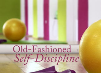 Old-fashioned Self-Discipline-2