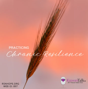 Chronic Resilience-Kidney-Talk
