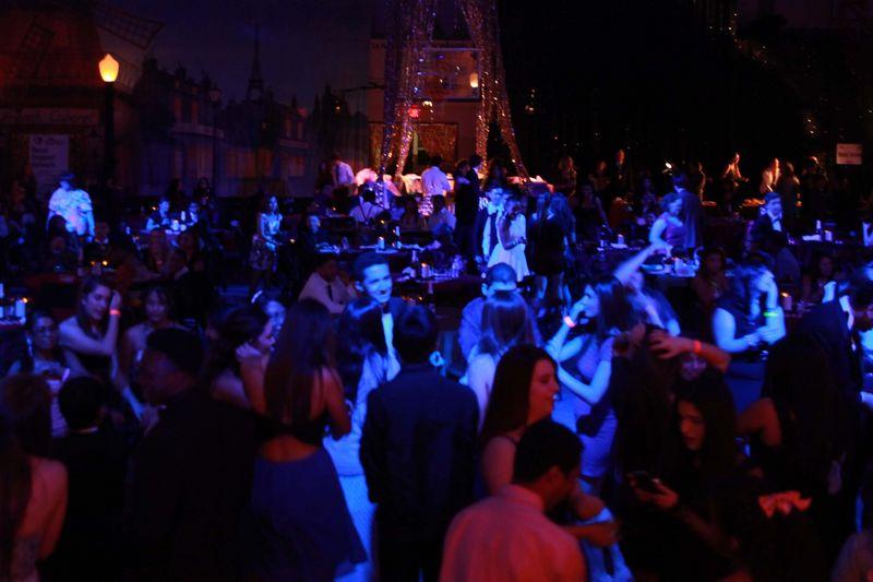 dance floor 14th renal teen prom