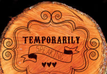 Temporarily Speaking