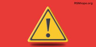 warning signs of a life threatening illness