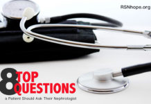 top 8 questions to ask your nephrologist