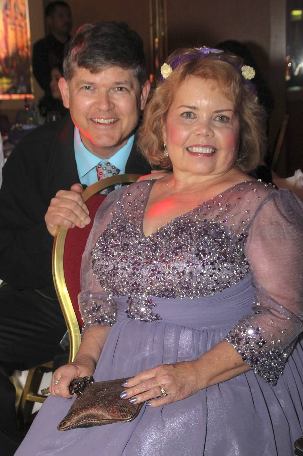 Lori and Dean hartwell - renal teen prom