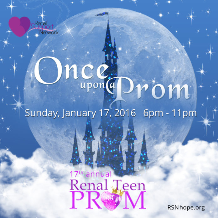 17th annual renal teen prom