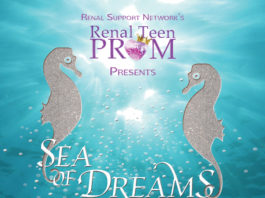 Renal Teen Prom - 16th annual Renal Teen Prom - sea of dreams
