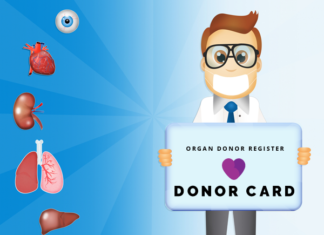 organ donor registration