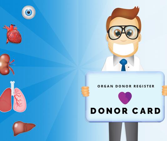 organ donor registration