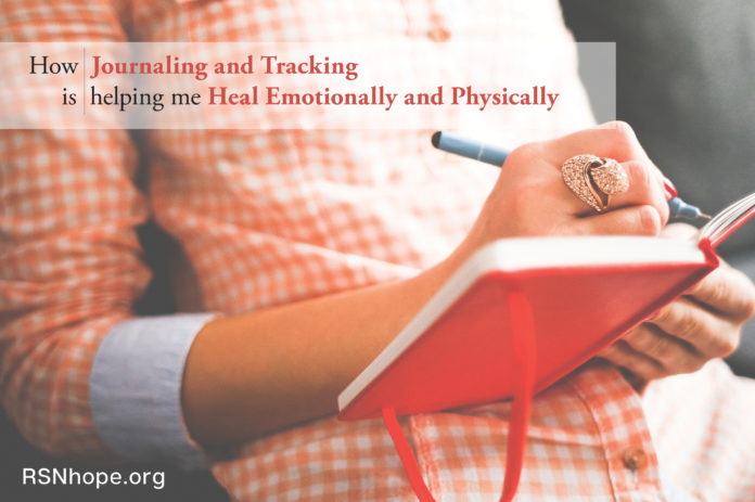 Journaling to heal emotionally Joanna Galeas