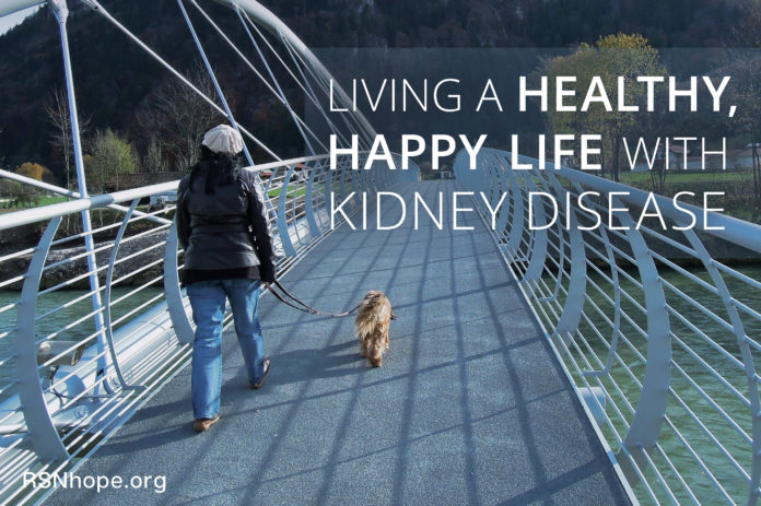 Living a Healthy, Happy Life with CKD