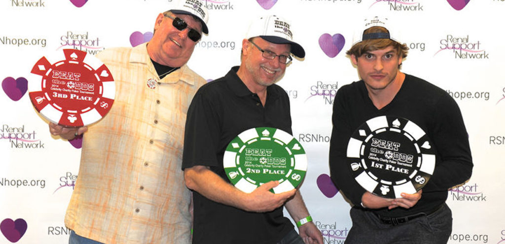 Celebrity Bingo and Poker Tournament
