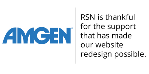 Amgen - Renal Support Network Sponsor