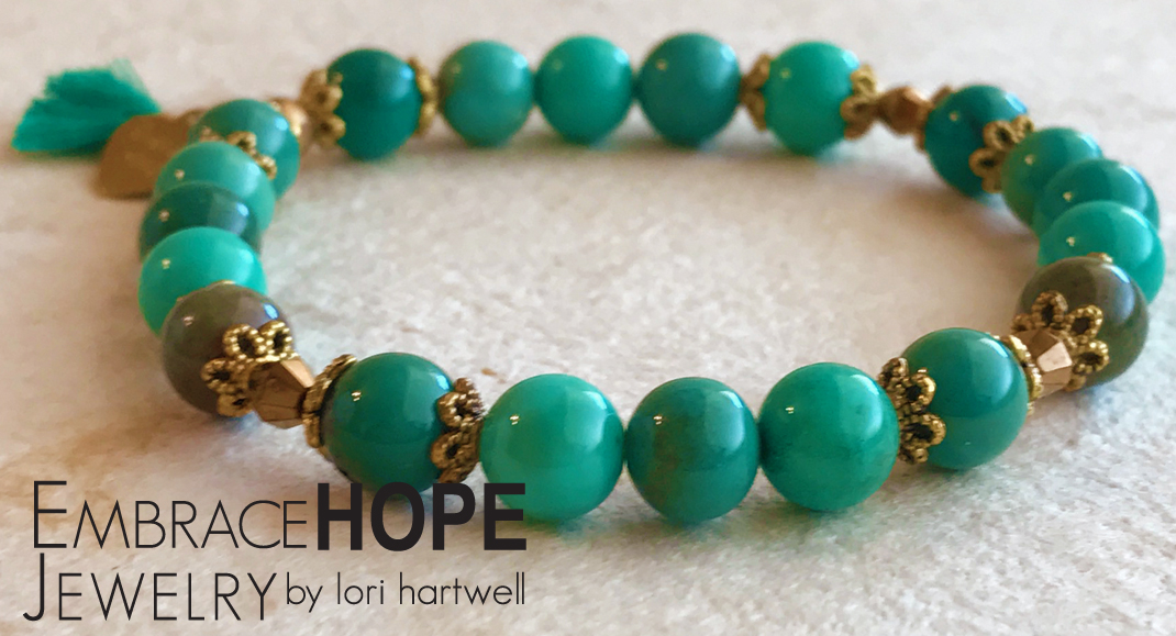 EmbraceHOPE Jewelry Lori Hartwell