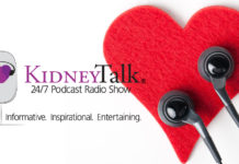 KidneyTalk Podcast Show Living Well Kidney Disease