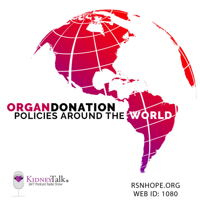 KidneyTalk - kidney talks - Organ Donation Policies around the World
