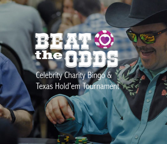 Celebrity Charity Bingo & Texas Hold'em Tournament