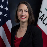 Assembly member Laura Friedman