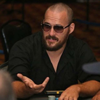 Erik Aude - celebrity charity poker