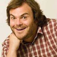 Jack Black - Celebrity Charity Texas Hold'em Tournament