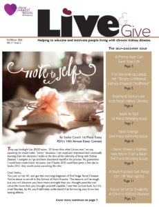 Live&Give Fall/Winter 2016