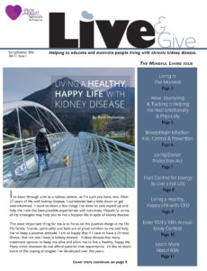 Live and Give Spring-Summer 2016