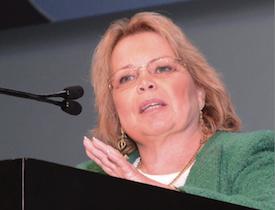 Lori Hartwell - Speaker