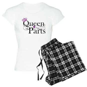 Queen of parts pjs - RSN merchandise - kidney gift - organ donor gift