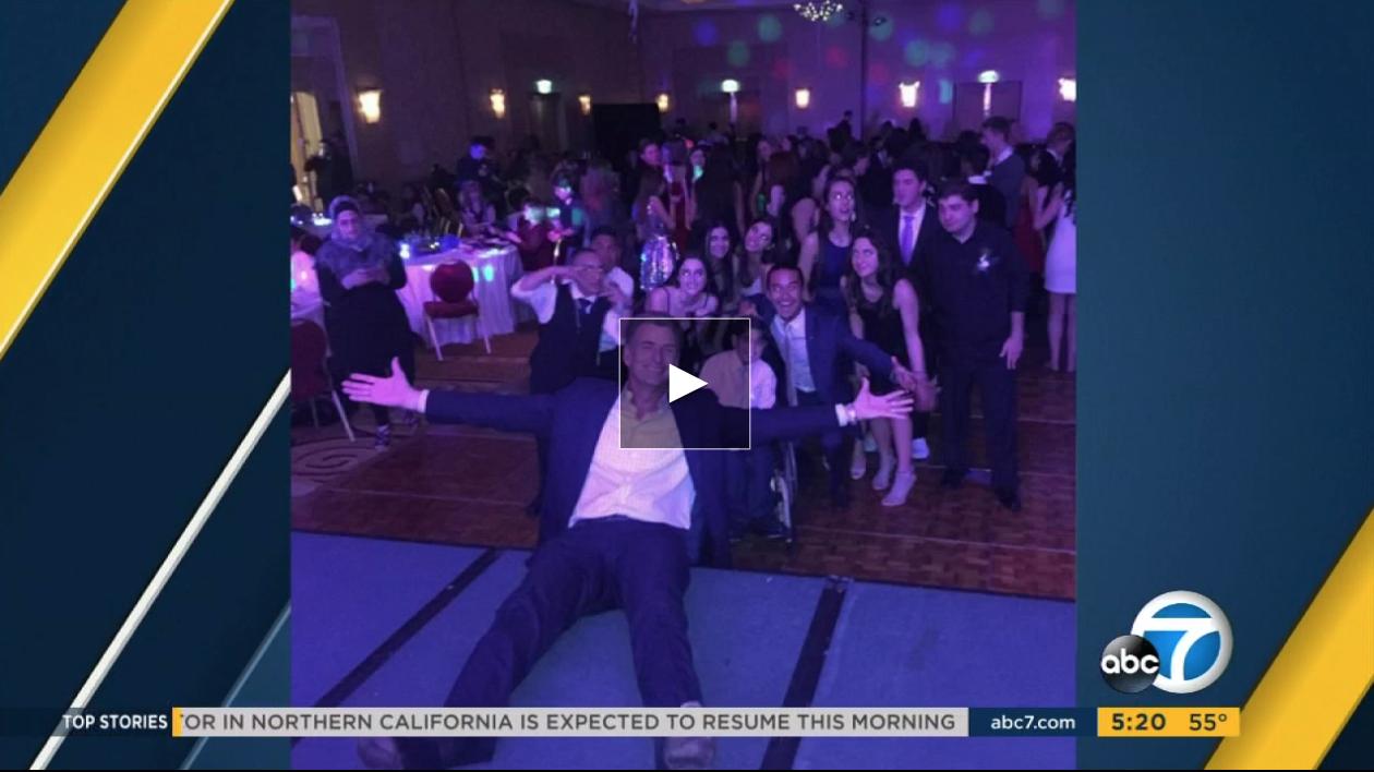 ABC& Los Angeles - Phillip Palmer - Teens battling kidney disease celebrate prom night