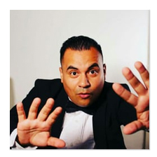 THE GREAT OMAR MAGICIAN COMEDIAN