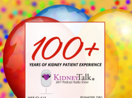 100-Plus Years of Kidney Patient Experience: Long-Term Survivors Share Tips and Strategies