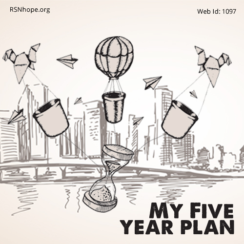 My Five Year Plan - by Donald Ferguson - NxStage