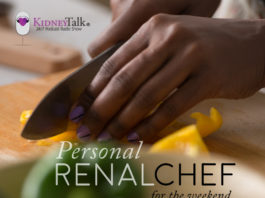 renal diet tips - kidneytalk - kidney talks
