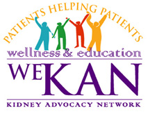 Wellness & Education Kidney Advocacy Network
