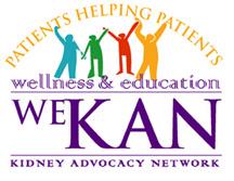 Wellness & Education Kidney Advocacy Network