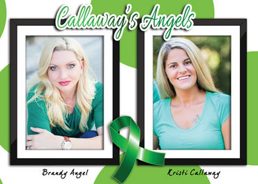 Callaways angels Brandy Angel and Kristi Callaway