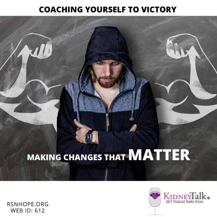 Coaching-Yourself-Victory-Kidney-Talk