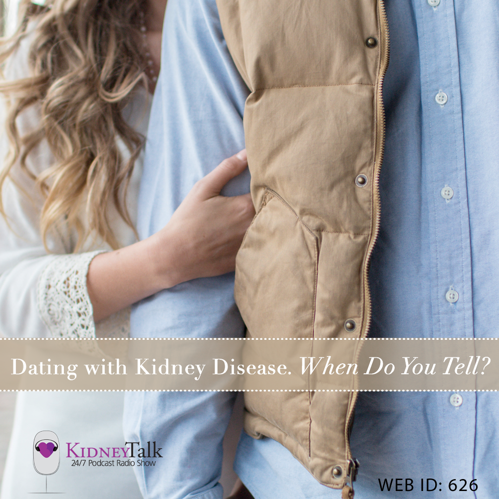 kidney disease dating