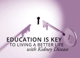 Education-is-Key-live-better-life-Kidney-Talk