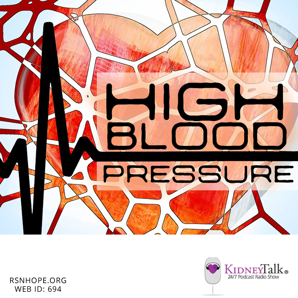 High Blood Pressure: One Of The Leading Causes Of Kidney