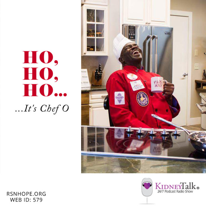 Chef-O Kidney Talk