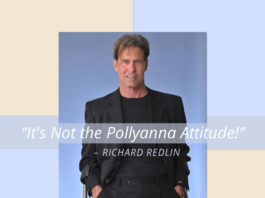 change the perception of performers with disability - Richard Redlin