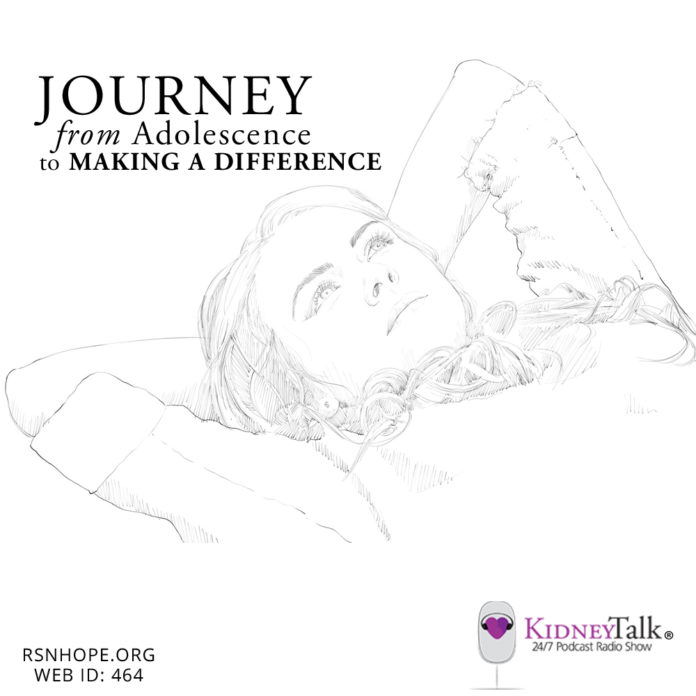 growing up with kidney disease